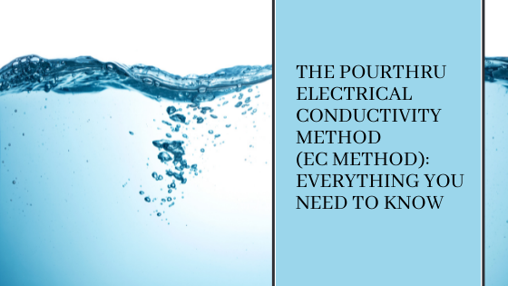 Image for The PourThru Electrical Conductivity Method (EC Method): Everything You Need To Know