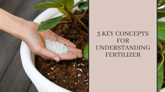 Image for 3 Key Concepts for Understanding Fertilizer